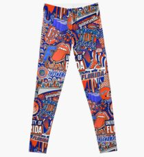 Florida Collage Leggings