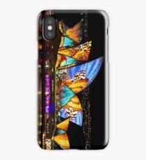 Butterfly Sails - Sydney Vivid Festival - Australia iPhone Case/Skin