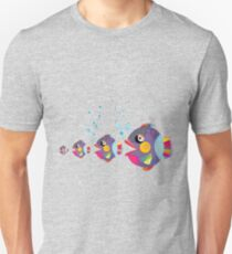 Cat fish Unisex T-Shirt