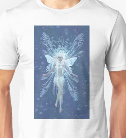 Snowflake fairy queen T-Shirt