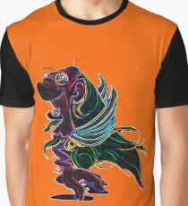 Traveling Man Graphic T-Shirt
