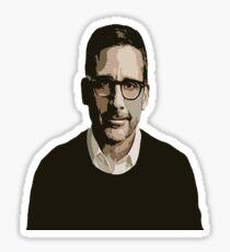 Steve Carell Sticker