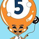 5 Head by Qontez George