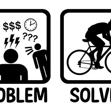 Lustiges Problem löste das Radfahren von BeyondEvolved