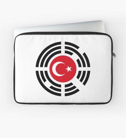 Korean Turkish Multinational Patriot Flag Series Laptop Sleeve