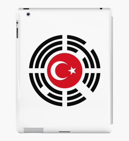 Korean Turkish Multinational Patriot Flag Series iPad Case/Skin