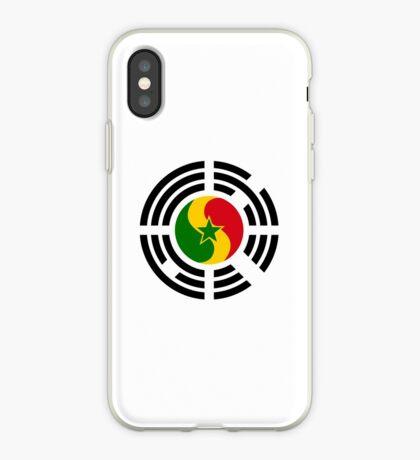 Korean Senegalese Multinational Patriot Flag Series iPhone Case