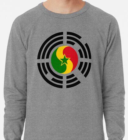 Korean Senegalese Multinational Patriot Flag Series Lightweight Sweatshirt
