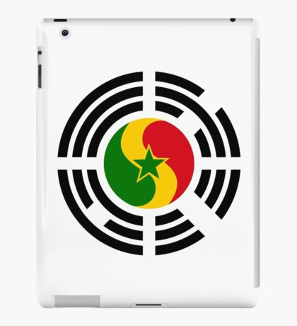 Korean Senegalese Multinational Patriot Flag Series iPad Case/Skin
