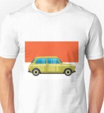 Mini Cooper - pop art car T-Shirt