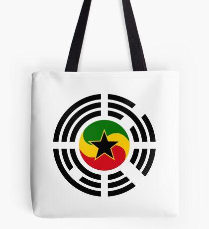 Korean Ghanaian Multinational Patriot Flag Series Tote Bag