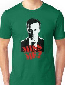 Sherlock - Miss Me (Moriarty) Unisex T-Shirt