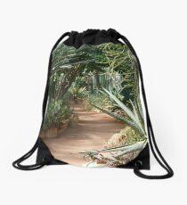 Up the garden path ... Drawstring Bag