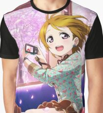 Love Live! School Idol Project - Blossoms Blooming Graphic T-Shirt