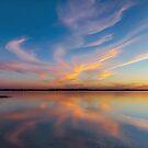 God's Mirror - Wellington Point Qld Australia by Beth  Wode