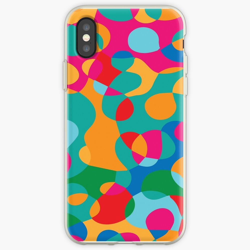 Jelly Bean SPLAT iPhone Case & Cover