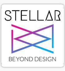 USC Grad Exhibition 2015 Runner-Up - Stellar Sticker