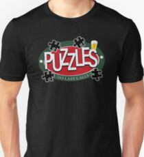 PUZZLES BAR - NO LAST CALLS! T-Shirt