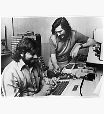 Jobs & Wozniak Poster