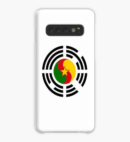 Korean Cameroonian Multinational Patriot Flag Series Case/Skin for Samsung Galaxy