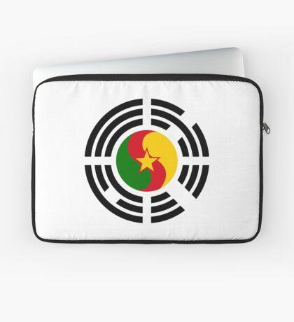 Korean Cameroonian Multinational Patriot Flag Series Laptop Sleeve