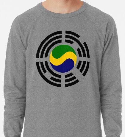 Korean Gabonese Multinational Patriot Flag Series Lightweight Sweatshirt