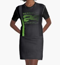 Herbalife24 Business Branded Swag Graphic T-Shirt Dress