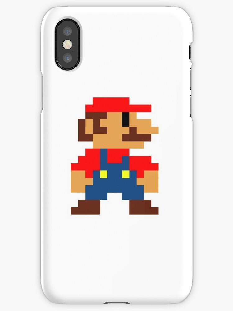 Mario  by bubblemogu
