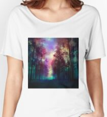 Magical Forest Women's Relaxed Fit T-Shirt