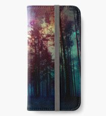 Magical Forest iPhone Wallet/Case/Skin