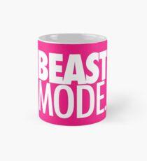 BEAST MODE. - ELECTRIC PINK Mug