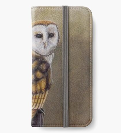 His Majesty sits iPhone Wallet