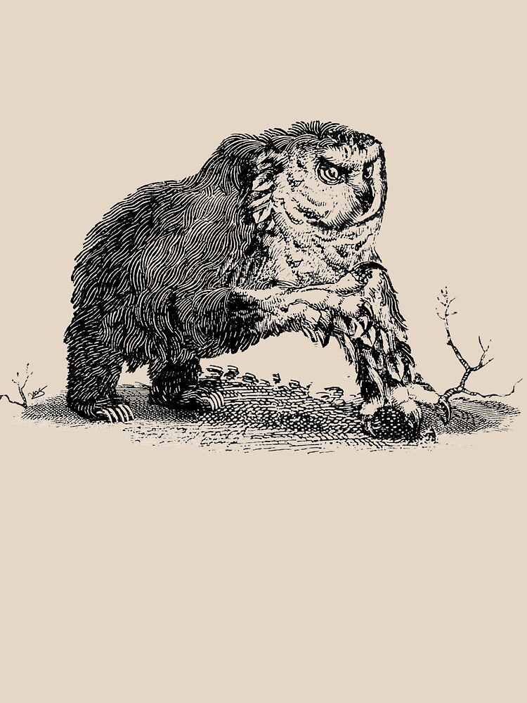 Owlbear Medieval de menter