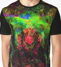Deep Sea Psychedelia Graphic T-Shirt