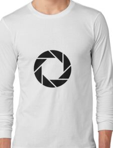 Aperture  Long Sleeve T-Shirt