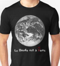Le Monde de La Haine Unisex T-Shirt