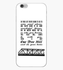 Peyton sawyer gifts merchandise redbubble there is only one tree hill iphone case publicscrutiny Choice Image
