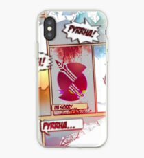 PYRRHA! iPhone Case