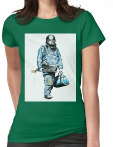 British EOD Operator Womens Fitted T-Shirt
