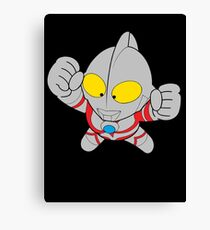 Ultraman Canvas Print