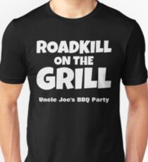 Roadkill on the Grill BBQ Party T-Shirt
