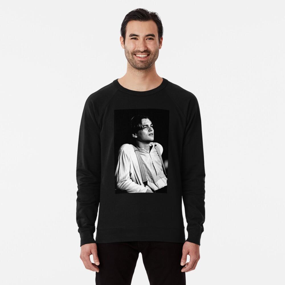 Leonardo Dicaprio Leichter Pullover