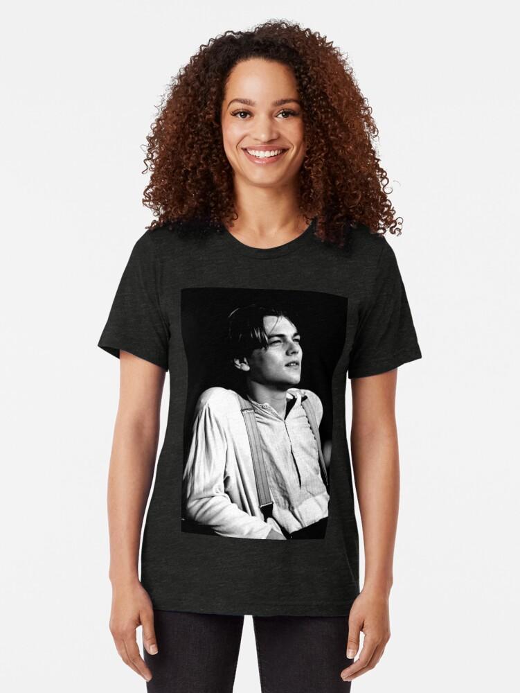 Alternate view of leonardo dicaprio Tri-blend T-Shirt