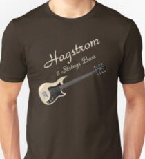 Hagstrom Bass 8 Strings Unisex T-Shirt