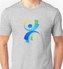 Sport elements logo T-Shirt