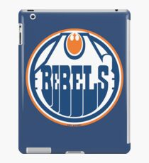 Edmonton Rebels iPad Case/Skin