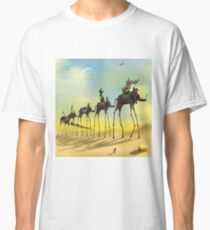 On The Move SQ Classic T-Shirt