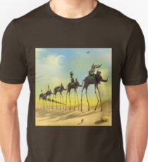 On The Move SQ Unisex T-Shirt