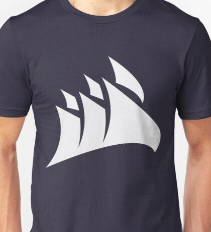 Corsair Gaming Logo -Plain Without Text Unisex T-Shirt