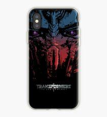 Optimus the last Knight iPhone Case
